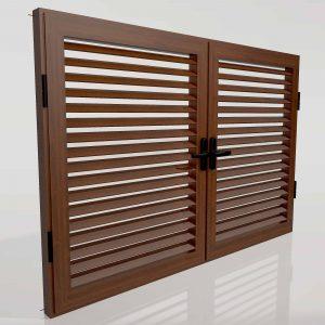 Louver-Window